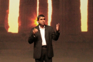"""Indian's don't speak up…"" I can't agree more Mr. Vishal Sikka"