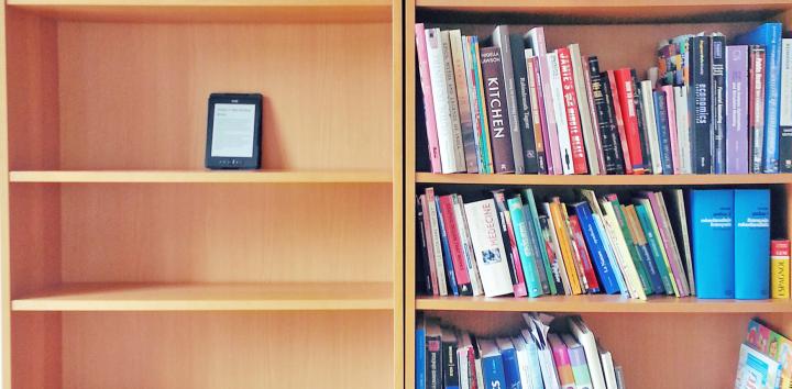 Book, e-book or no book