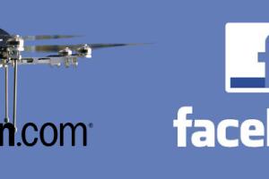 FB news feed, Amazon Drones Vs. Educators