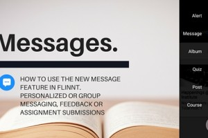 "How to use ""messages"" for assignment!"