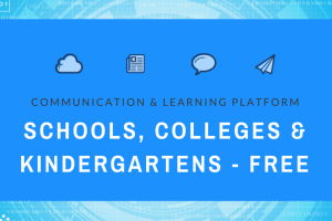 Looking for a Free Unified Communication Platform for your School, College or Kindergarten?