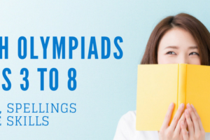 Prepare for English Olympiads, Spell Bee's, School Exams and more