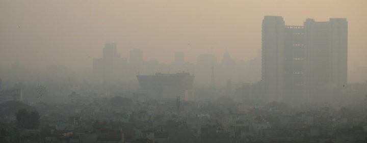 Decrease in Delhi Air Quality and Increase in Learning Opportunities for students