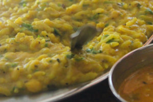 800 Kg of Khichdi and record breaking students